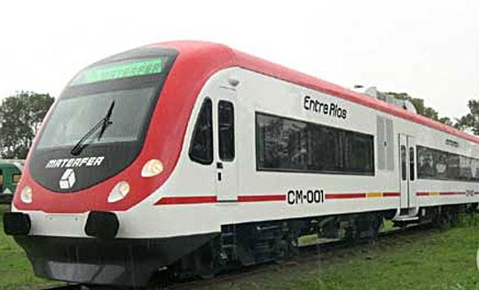 Resultado de imagen para tren Basavilbaso-Villaguay